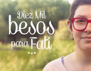 La sevillana Fati pide «diez mil besos» para lograr la cura de un raro cáncer