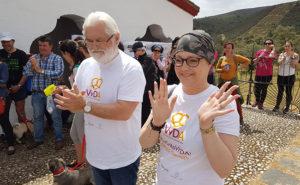 Juan Antonio Suárez: «La asociación VYDA apuesta por la investigación en angiosarcomas»